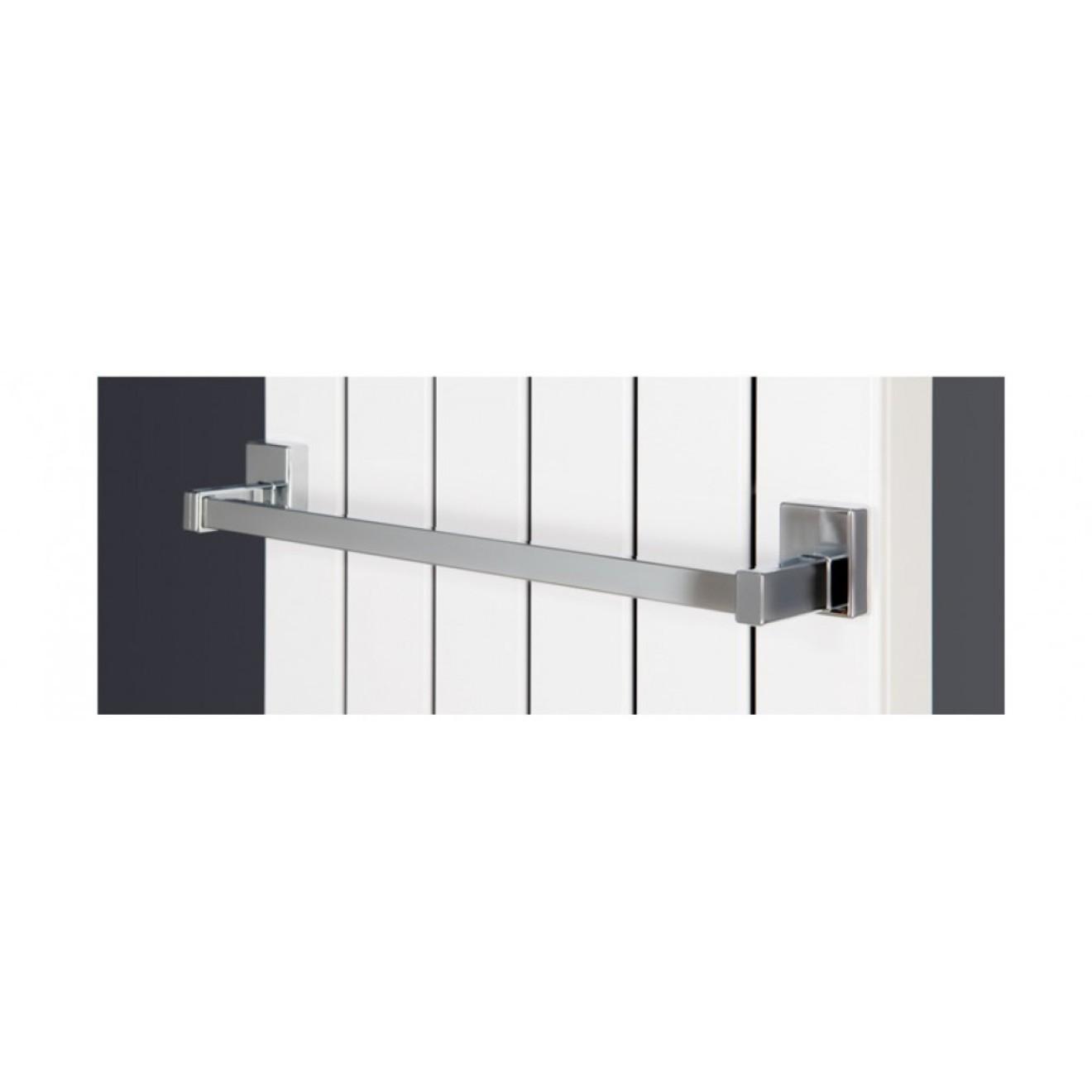 Trendig Magnet Handtuchstange Handtuchhalter 50 cm chrom für Heizkörper  EP65